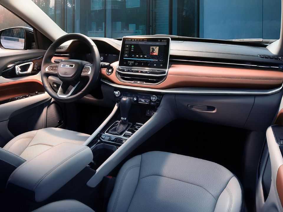 Jeep Compass 2022 vendido nos EUA