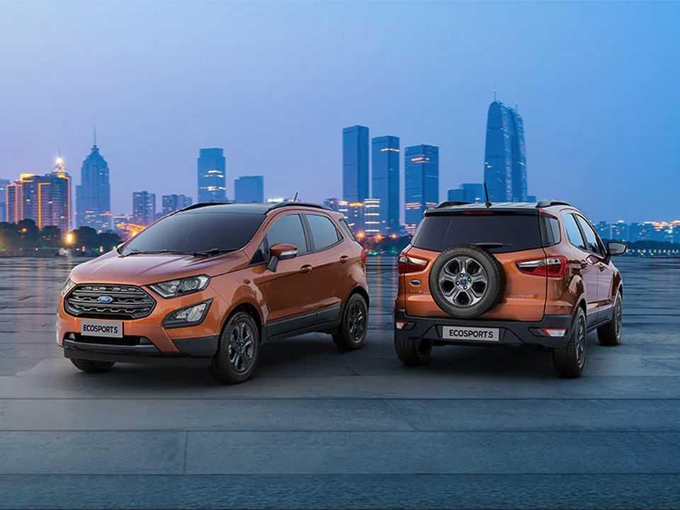 Ford EcoSport indiano é comercializado na Argentina