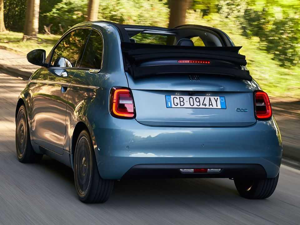 Na Europa, modelo conta com opções de carroceria conversível e 3 portas