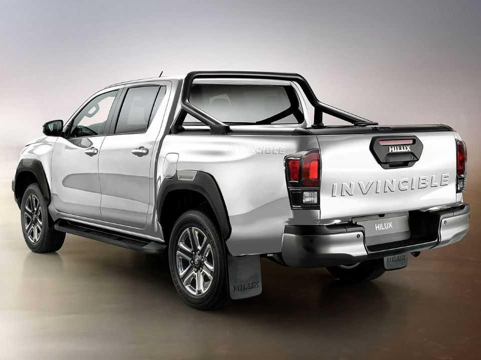 Entre as bases para as ilustrações figuram SUVs e picapes recentes da Toyota