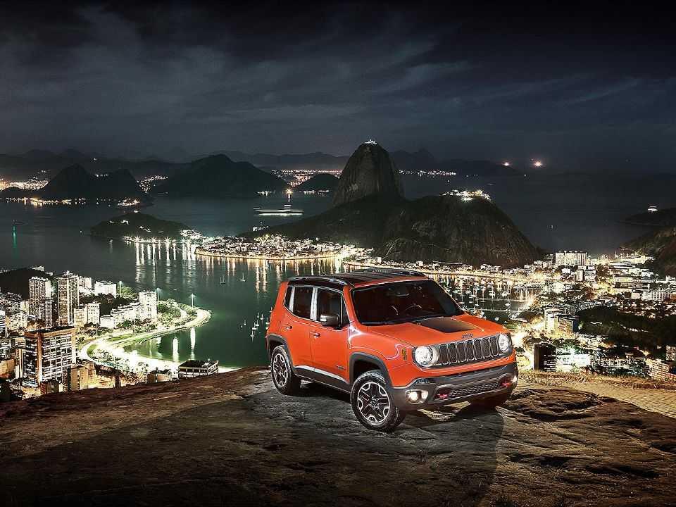 Jeep Renegade: lançado em 2015 no Brasil, SUV compacto virou sucesso de público