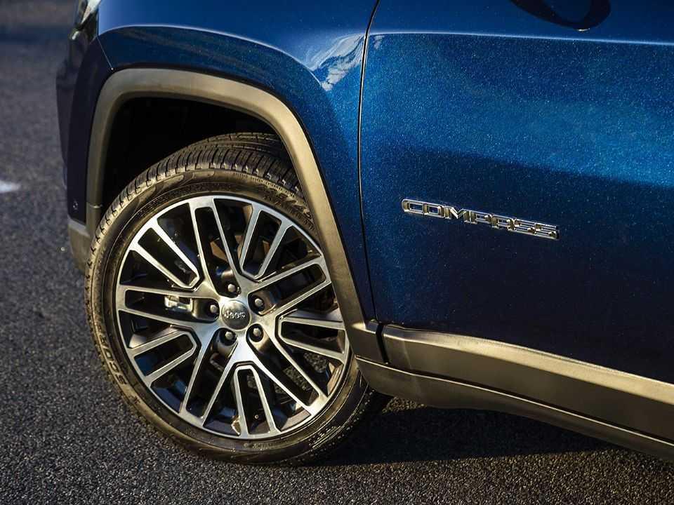 JeepCompass 2022 - rodas