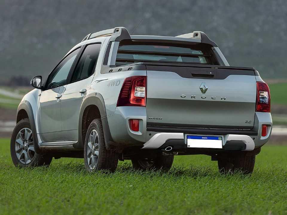 Projeção de Kleber Silva para o facelift baseado na atual geração da Renault Duster Oroch
