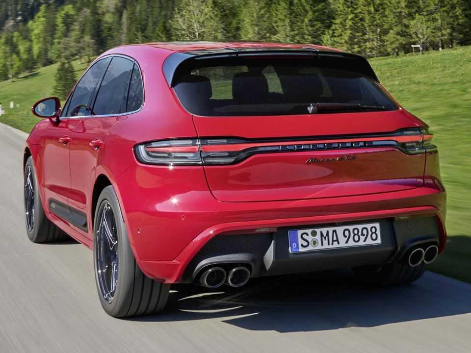 Porsche Macan 2022