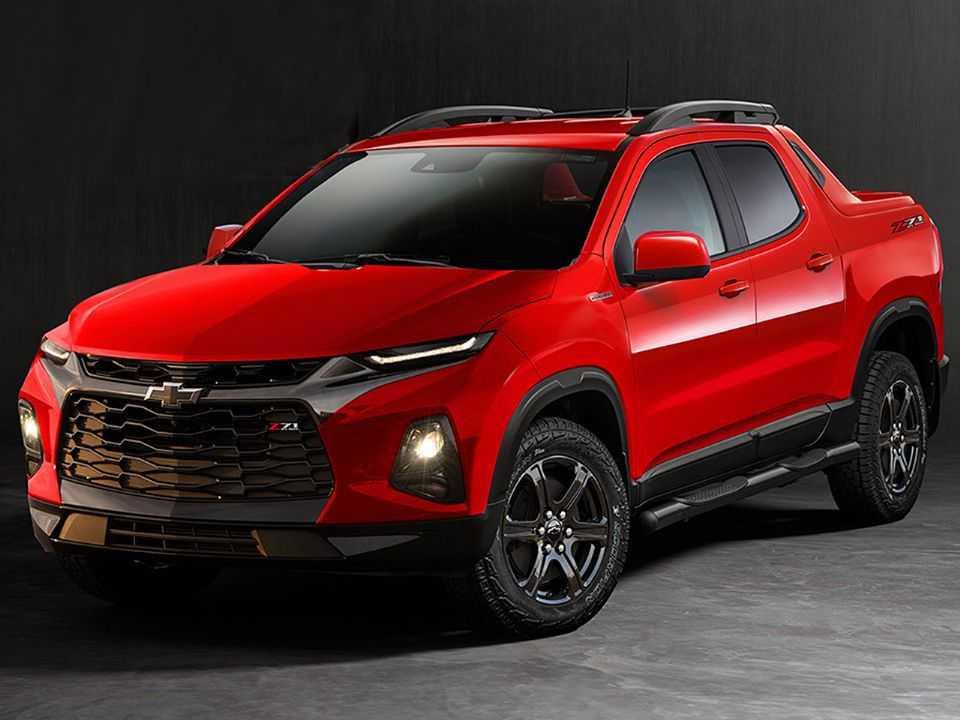 Projeção de Kleber Silva para a nova geração da Chevrolet Montana