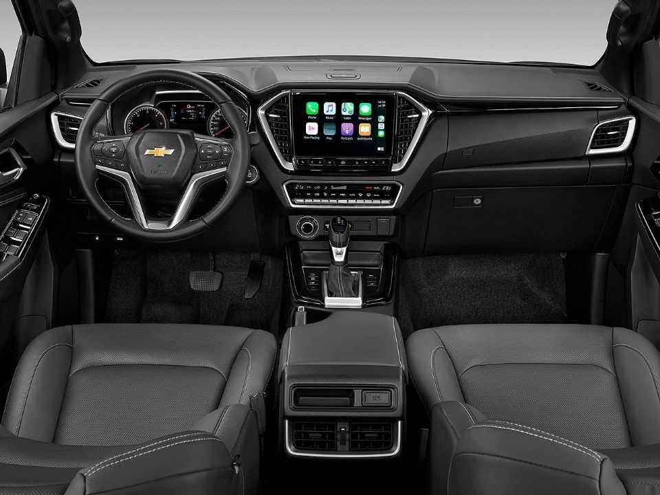 Designer Kleber Silva antecipa ainda como poderá ser o interior da nova Chevrolet S10