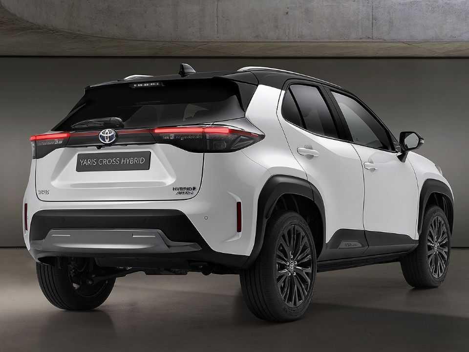 Toyota Yaris Cross em sua versão Adventure