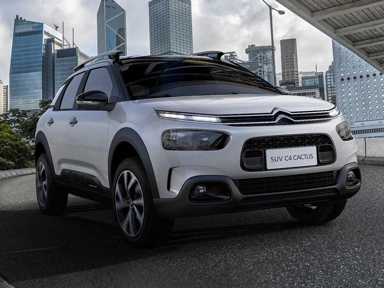 Citroën C4 Cactus: raro modelo 0 km negociado com desconto