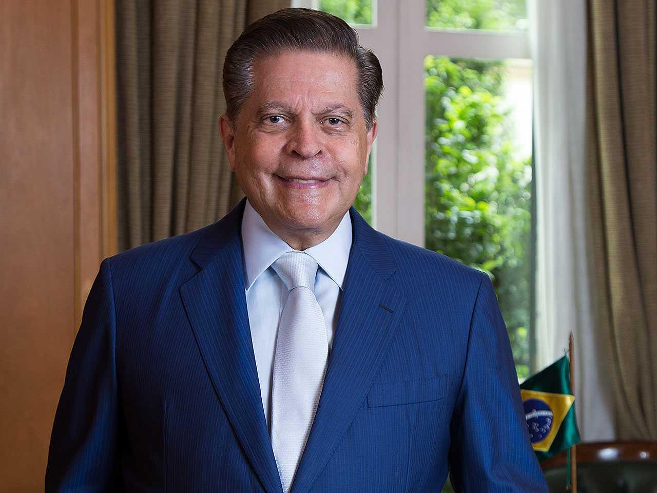 Carlos Alberto de Oliveira Andrade: empresário vendeu mais de 1 milhão de carros no Brasil