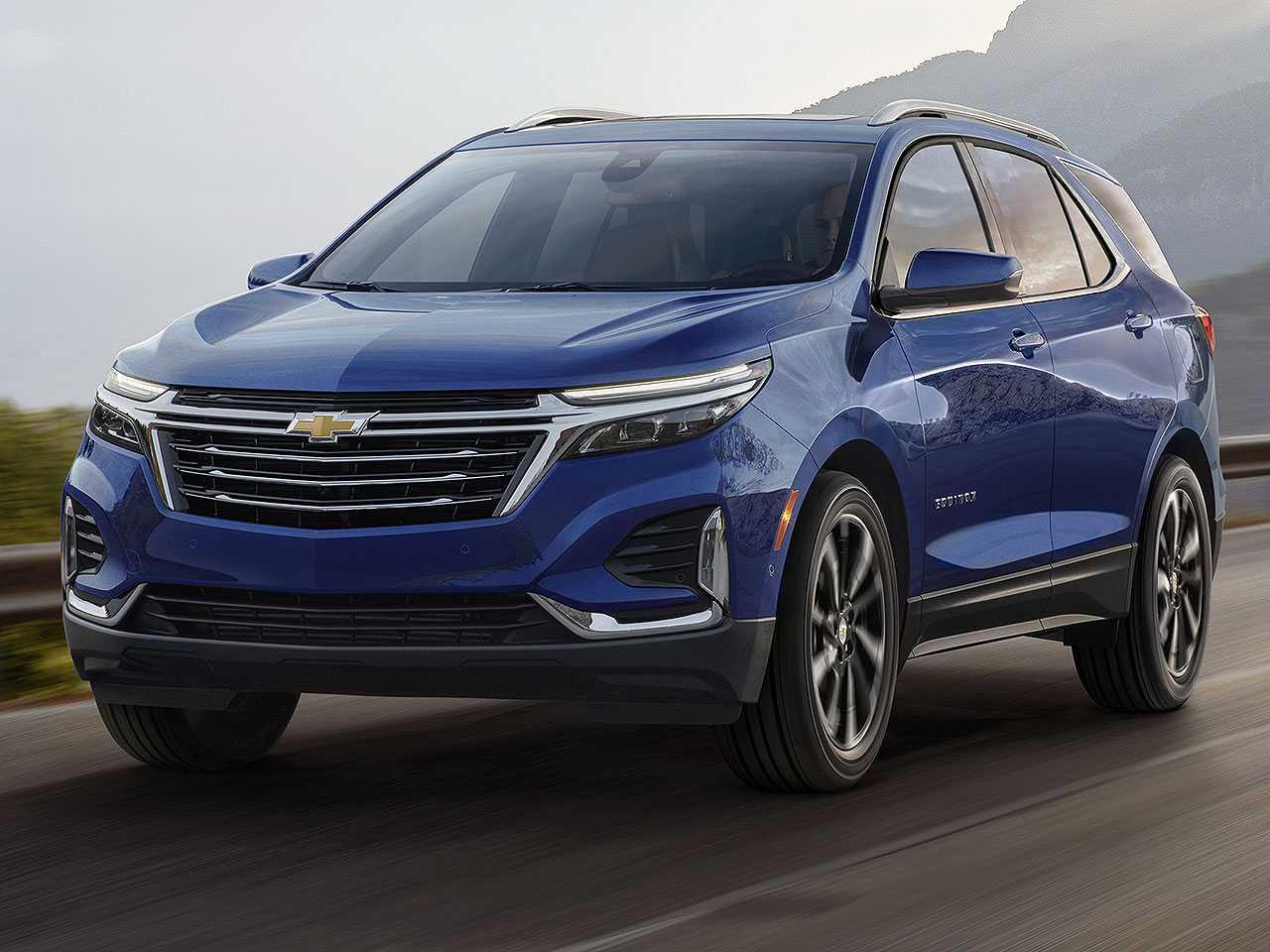 Chevrolet Equinox 2022