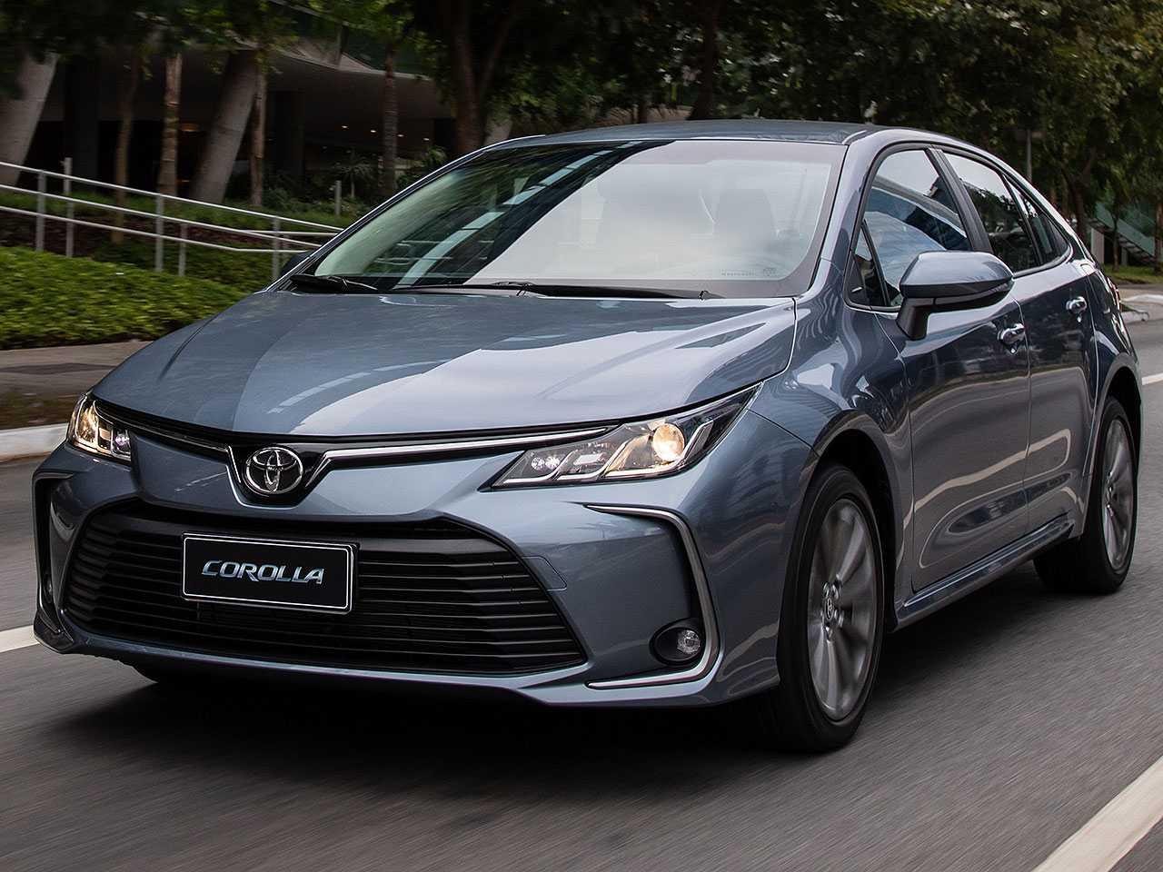 Em sua 12ª geração, Toyota Corolla nacional tornou-se o primeiro híbrido flex do mundo