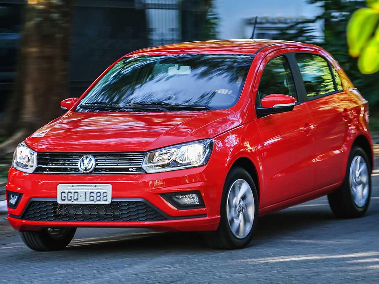 VW Gol: boa participação de mercado junto aos jovens argentinos