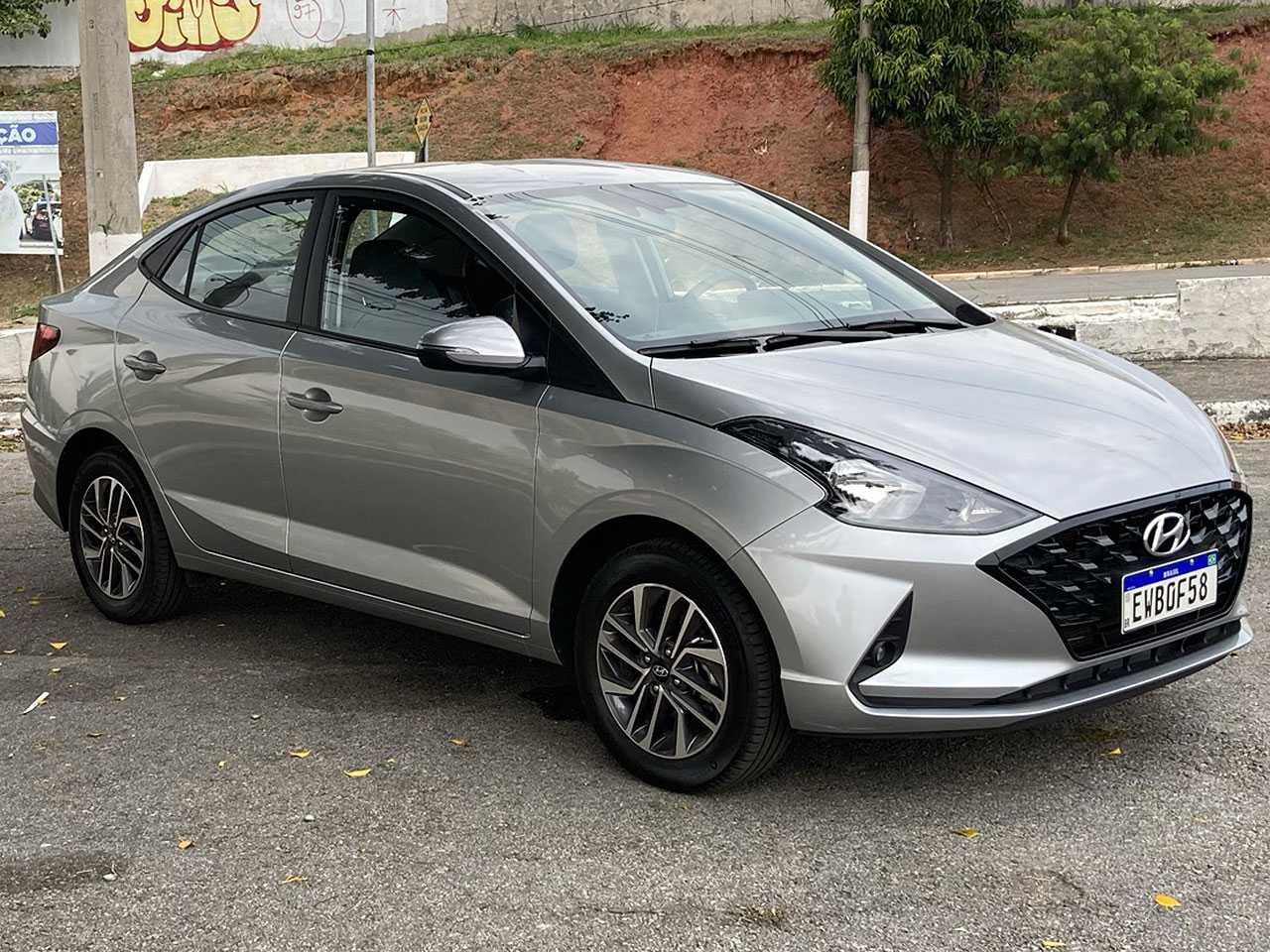 Hyundai HB20S 2022