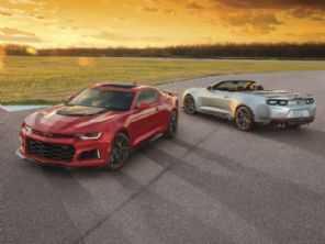 No futuro elétrico da GM, como ficará o Chevrolet Camaro?