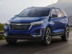 Novo Equinox 2022 é uma das novidades da Chevrolet para o Brasil