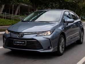 Carro mais vendido na história, Toyota Corolla alcança 50 milhões de emplacamentos