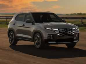Facelift do novo Hyundai Creta vai demorar para chegar ao Brasil