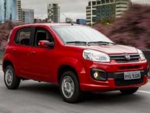 Fiat Uno comprado em janeiro entrega ''lucro'' de R$ 10 mil
