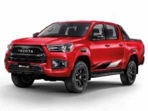 Cotada para o Brasil, nova Toyota Hilux GR-Sport estreia na Tailândia