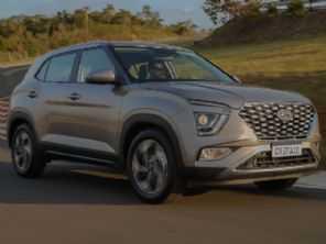 Com opções 2.0 e 1.0 turbo, novo Hyundai Creta parte de R$ 107.490