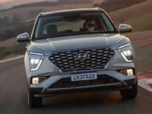 Avaliação rápida: Hyundai Creta Ultimate 2022