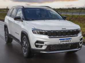 SUV promete: Jeep vende 2.800 Commander em apenas seis horas