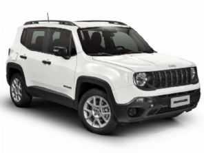 Jeep Renegade alcança 350 mil unidades vendidas; 56% são vendas diretas