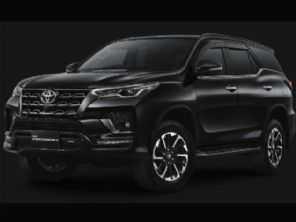 Toyota pode oferecer SW4 com apelo esportivo na região