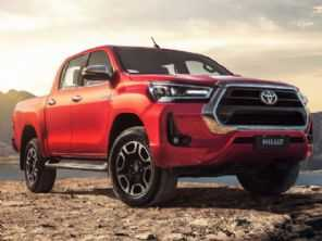 Nova geração da Toyota Hilux dará salto em conforto e dirigibilidade