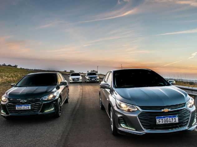 Chevrolet Onix e Tracker ganham fôlego extra na produção