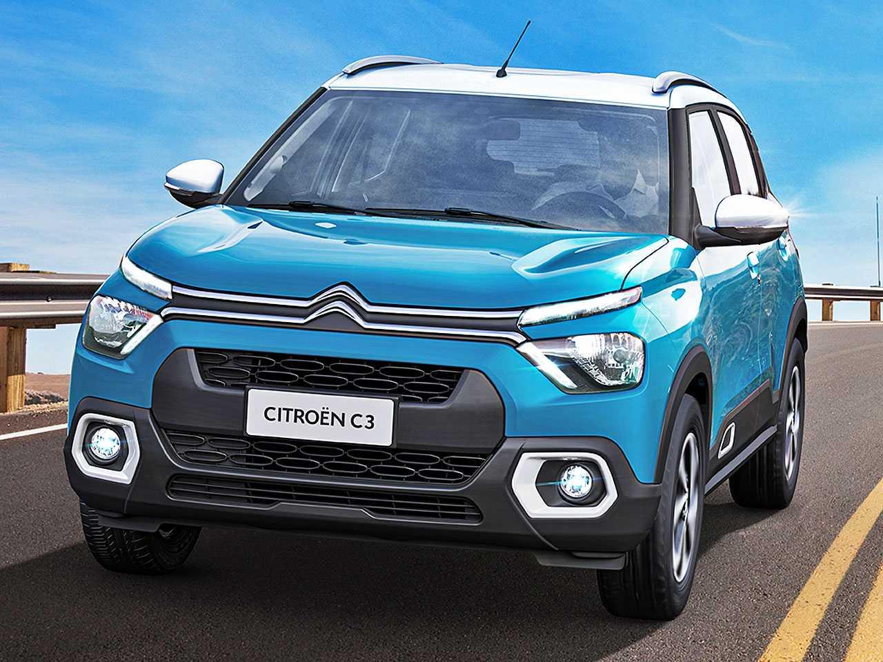 Citroën C3: agora como SUV, modelo chegará em março com mesmo motor 1.6 atual