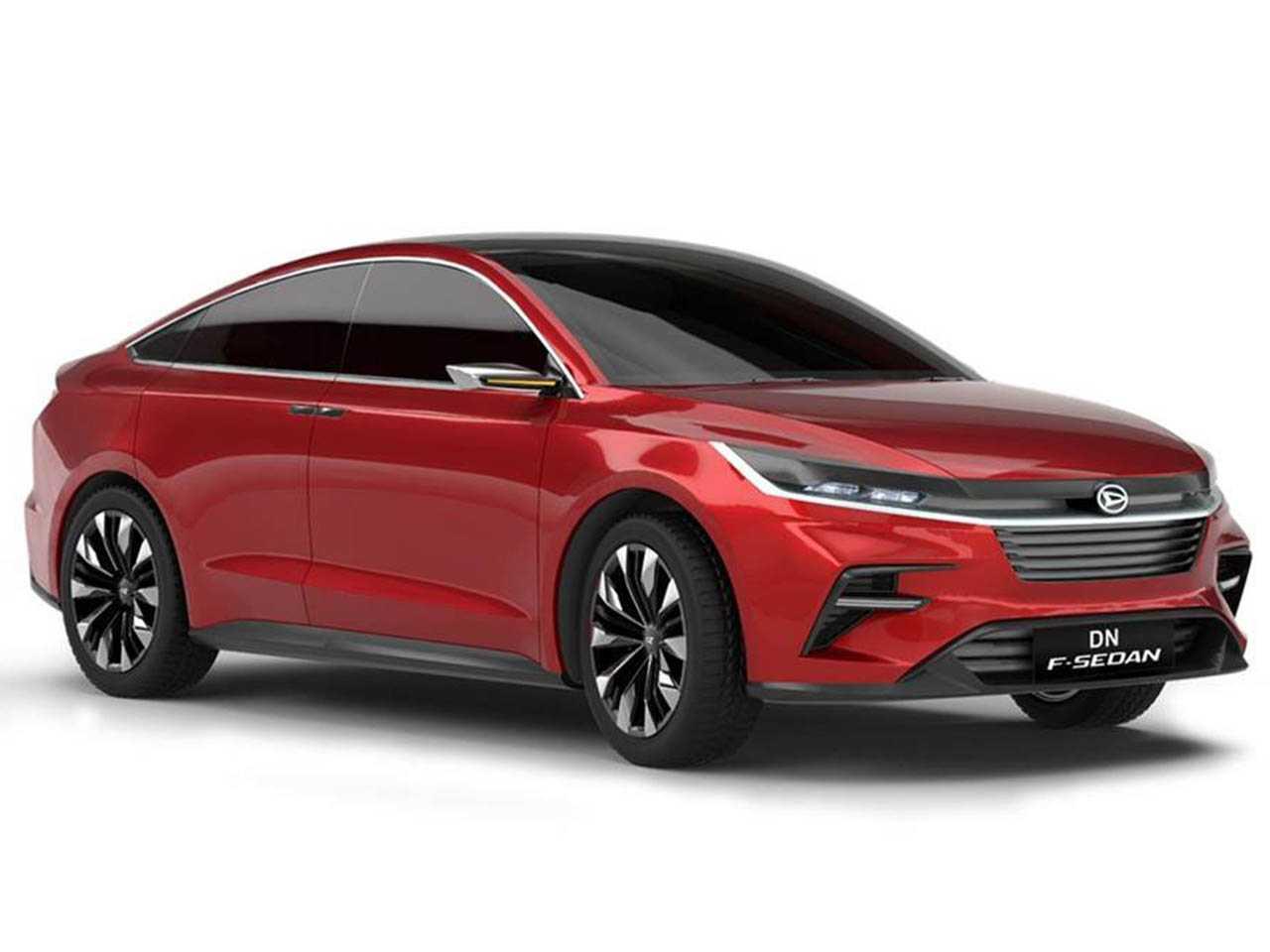Datsun DN-F Sedan: plataforma DNGA será a base para a próxima geração do Yaris para mercados emergentes