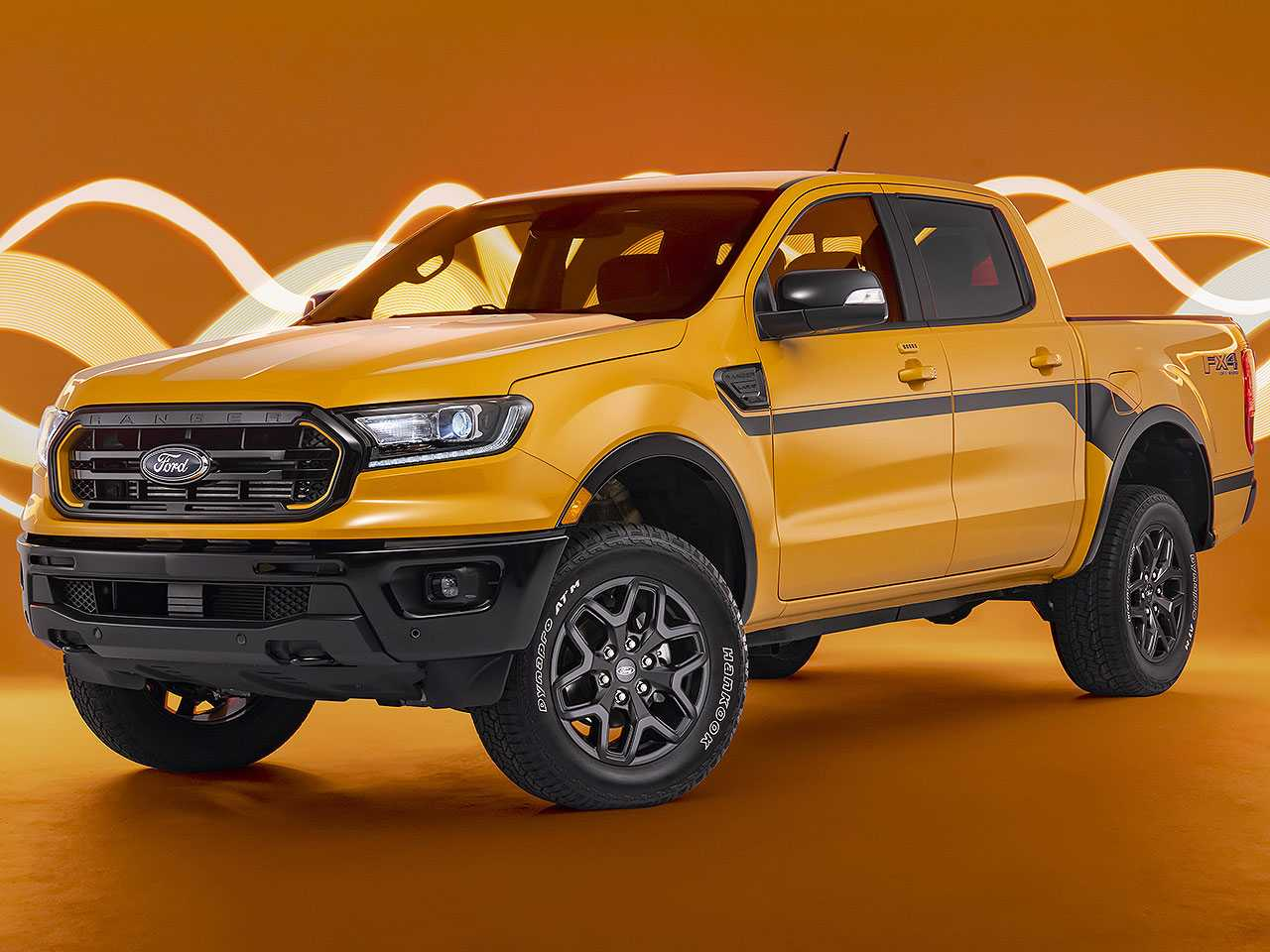 Ford Ranger Splash Package 2022