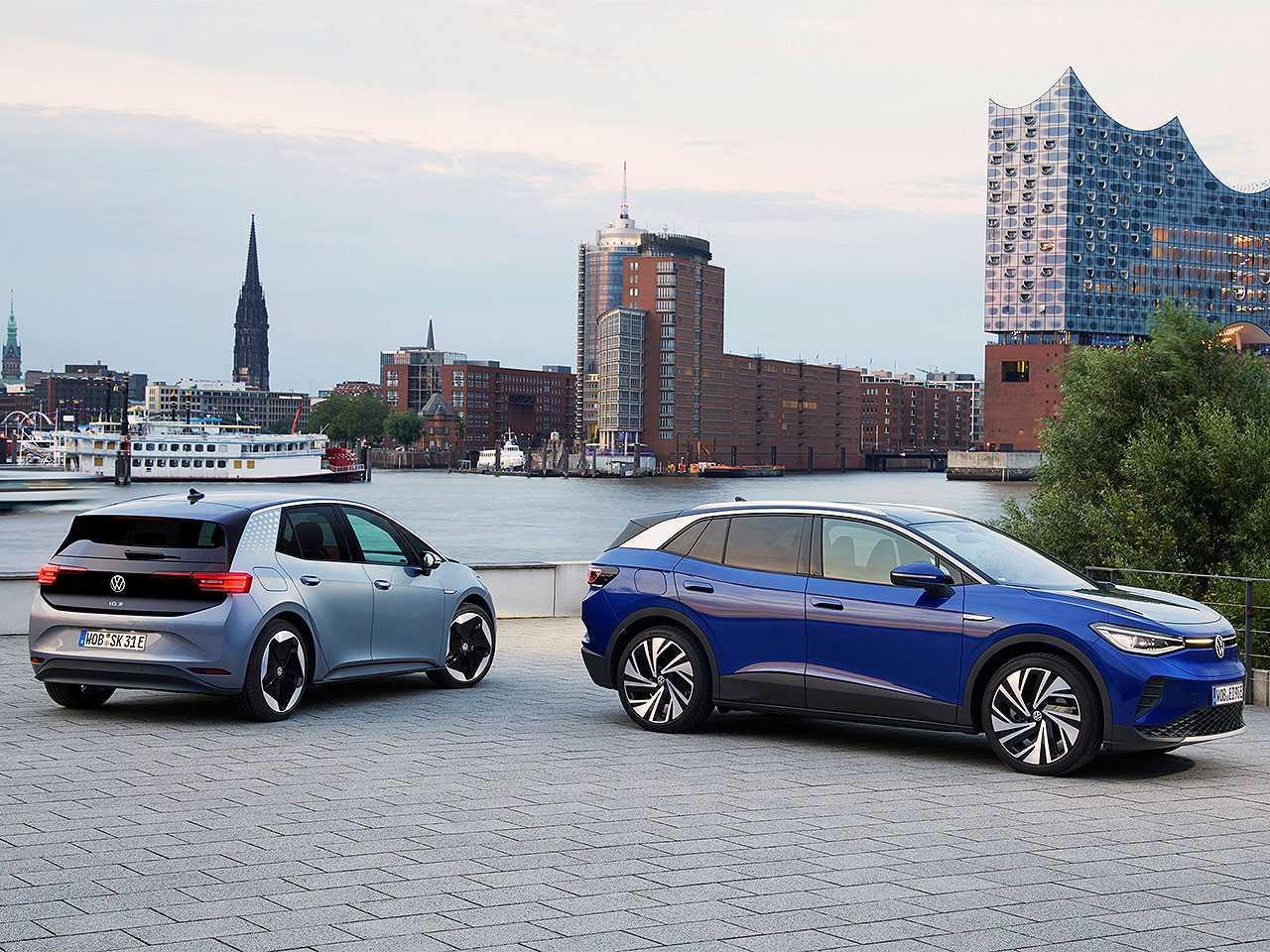 VW ID.3 e ID.4: dupla chega aos mercados de Brasil e Argentina para avaliação