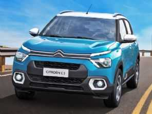 SUV Citroën C3 terá motor 1.6 flex; 1.0 turbo chega um ano depois