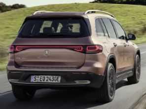 SUV 7 lugares elétrico: Mercedes-Benz confirma EQB para o Brasil