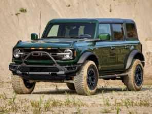 Jipão ainda mais radical: Ford Bronco terá versão Raptor