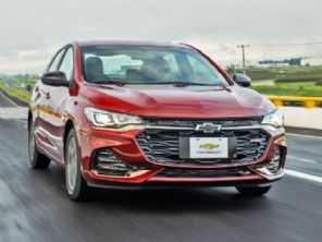 Monza chinês chega à América Latina como Chevrolet Cavalier turbo