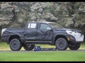 Prima da S10, nova Chevrolet Colorado é flagrada em testes