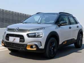 Citroën C4 Cactus estreia série especial X-Series e ganha nova cor