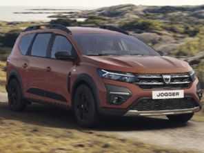 ''Perua do Logan'', novo Dacia Jogger 7 lugares é revelado
