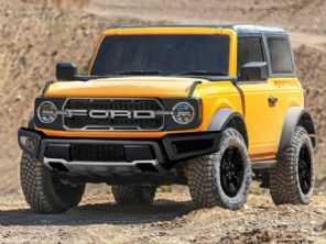 Ford confirma Bronco Raptor para 2022