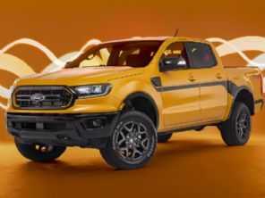 Versão de sucesso no Brasil, Ford cria releitura da Ranger Splash