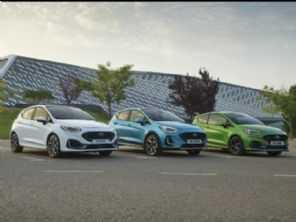 Ex-sucesso da Ford no Brasil, Fiesta recebe retoque visual na Europa
