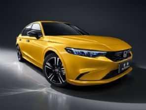 Civic vira Honda Integra na China e ganha visual esportivo