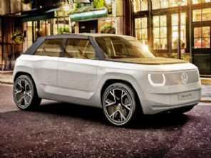 Volkswagen ID.Life, um compacto elétrico com ares revolucionários
