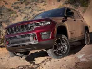 Cotado para o Brasil, novo Jeep Grand Cherokee 2022 é revelado