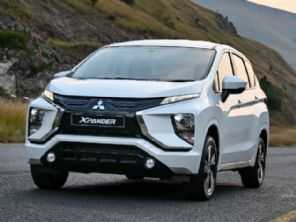 Misto de van com SUV, Mitsubishi Xpander seria uma boa para o Brasil?