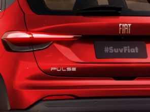 Fiat Pulse deverá contar com versão esportiva de 185 cv, diz revista