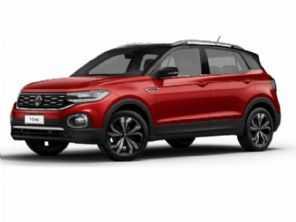 T-Cross 2022 estreia com novo logo da VW e perde câmbio manual